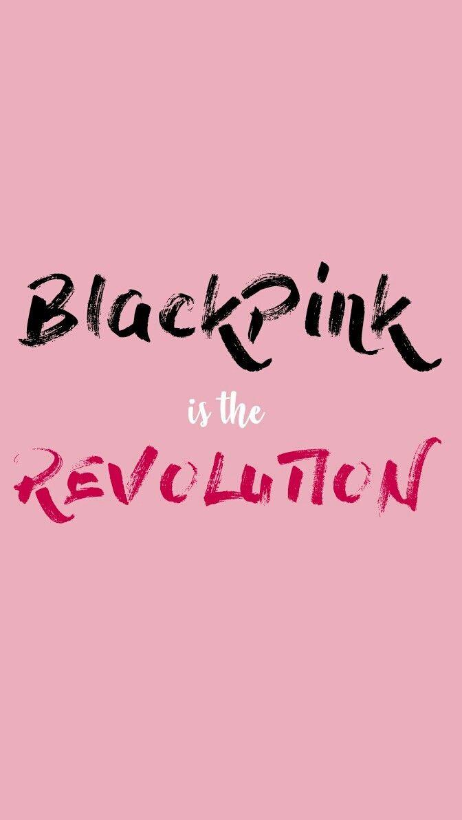 Blackpink Is The Revolution Lockscreen Wallpaper Hd Blink Lisa Blackpink Wallpaper Blackpink Blackpink Photos
