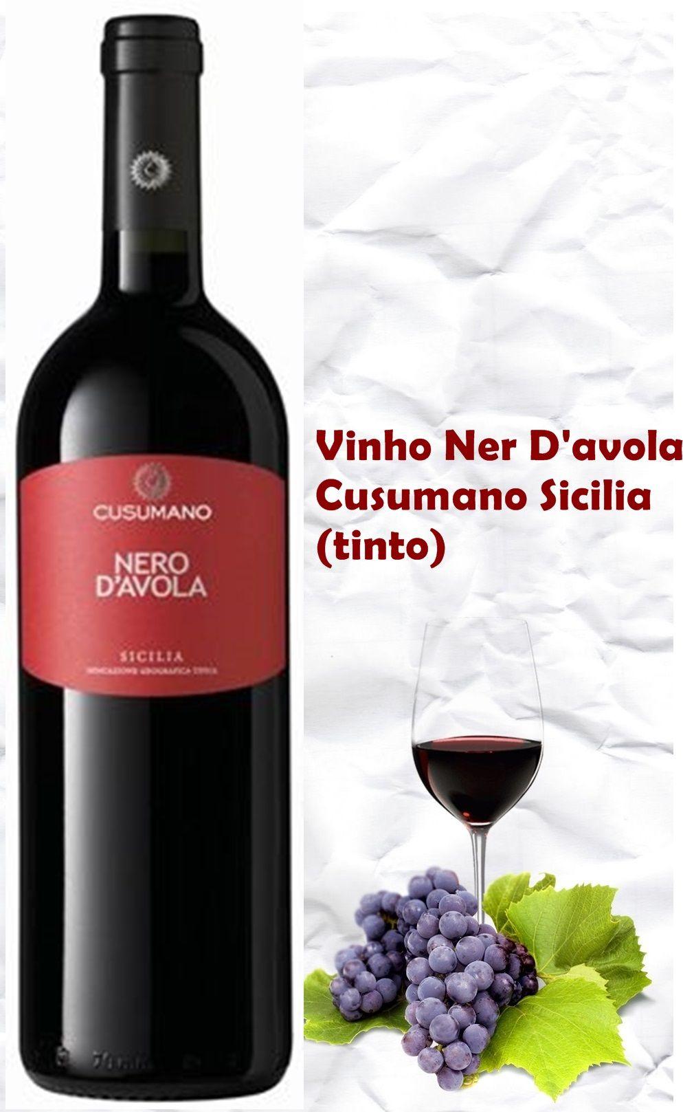Vinicola Cusumano Regiao Sicilia Caracteris Vinhos