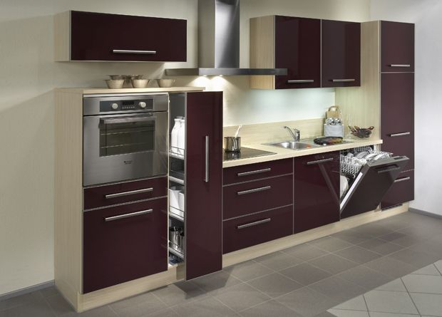Modern Uv High Gloss Kitchen Design Ideas Ipc406 High Gloss