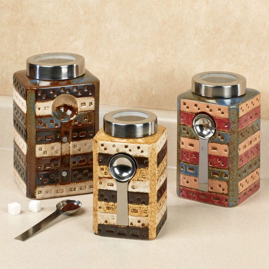 cheap kitchen canister sets cheap rustic kitchen canister set in 2020 ceramic kitchen canister sets kitchen canisters 536