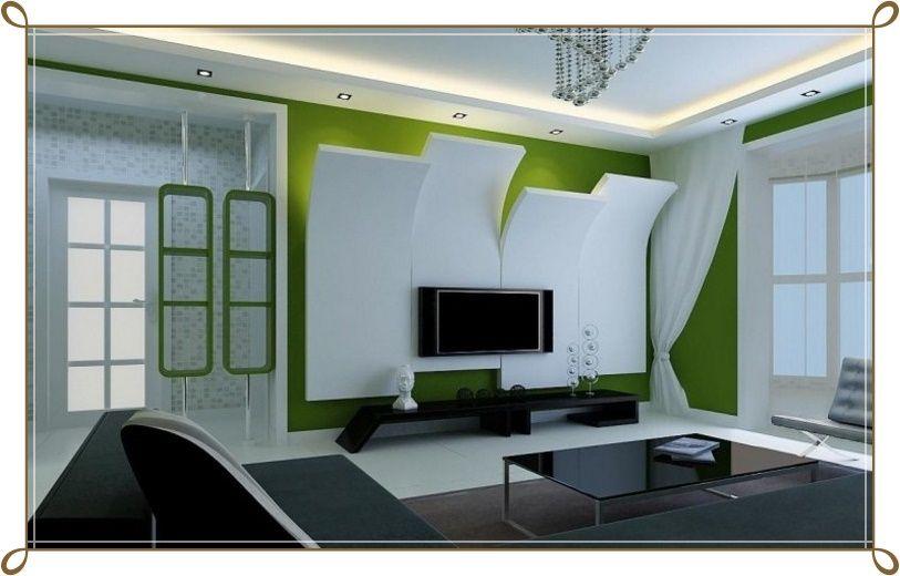tv r ckwand deko ideen und anwendungen haus dekoration ideen drywall ideas pinterest. Black Bedroom Furniture Sets. Home Design Ideas