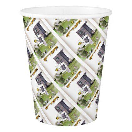 Love Yorkshire U0027ey Up Jobs A Good U0027unu0027 Paper Cup   Architect Gifts
