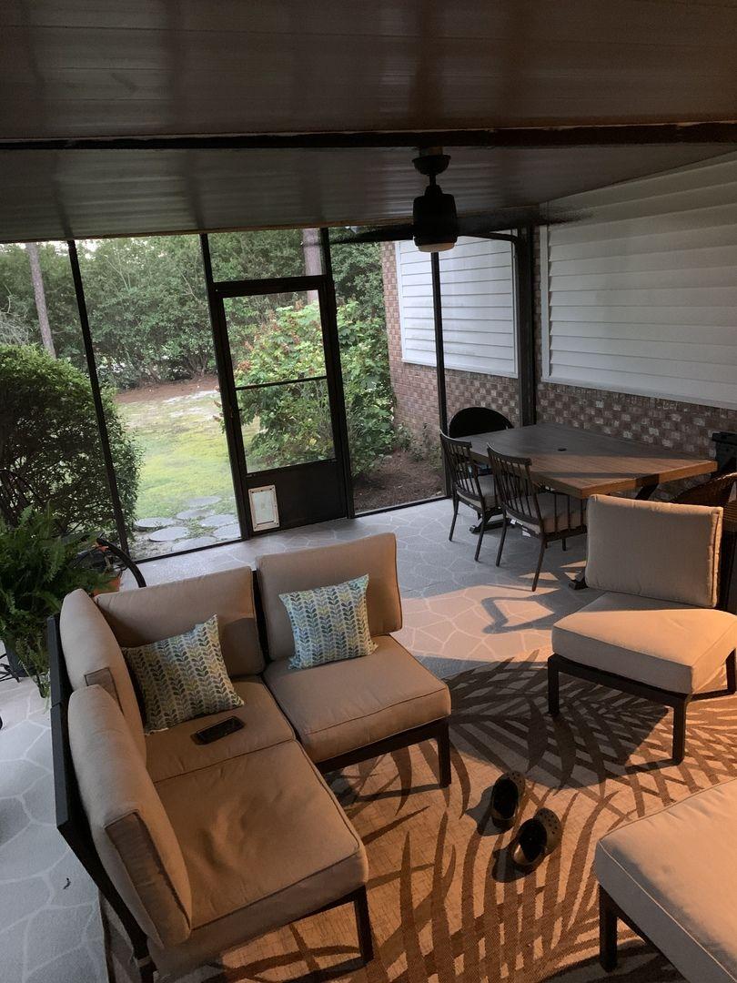 Diy outdoor ceiling under deck drainage under decks