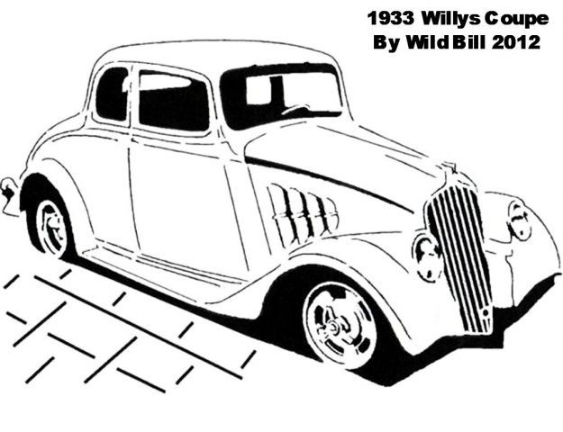 1933 willys coupe transportation user gallery scroll saw Willys Jeep Rat Rod Suspension 1933 willys coupe transportation user gallery scroll saw village