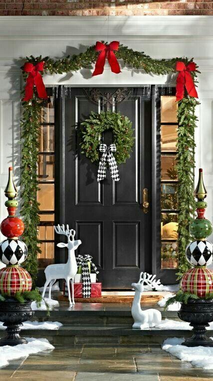 Epingle Sur Deco De Noel