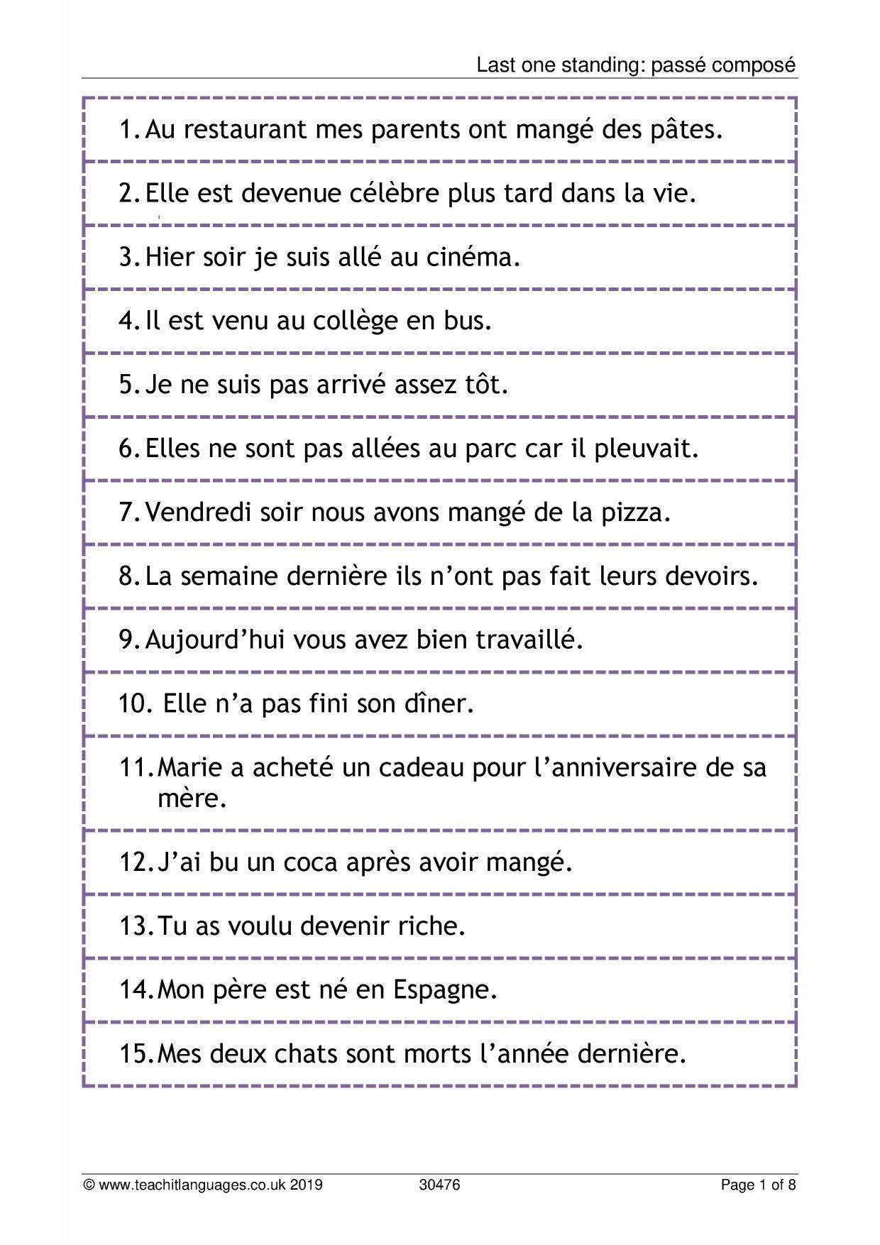 Epingle Par Saras S Sur Vocabulaire Francais En