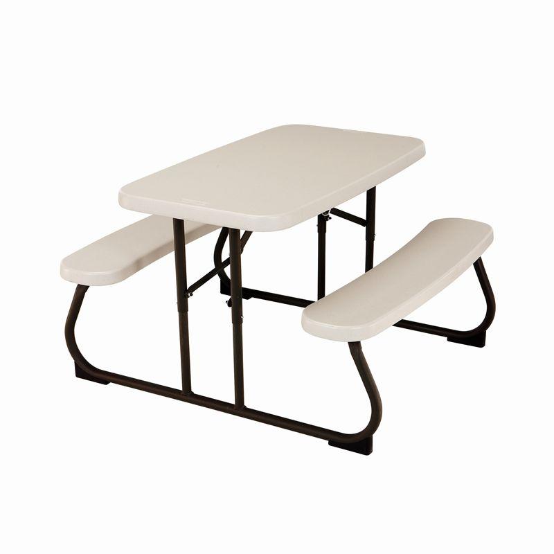 High Quality Bunnings   Lifetime 82.5cm Childrenu0027s Blow Mould Picnic Table $69