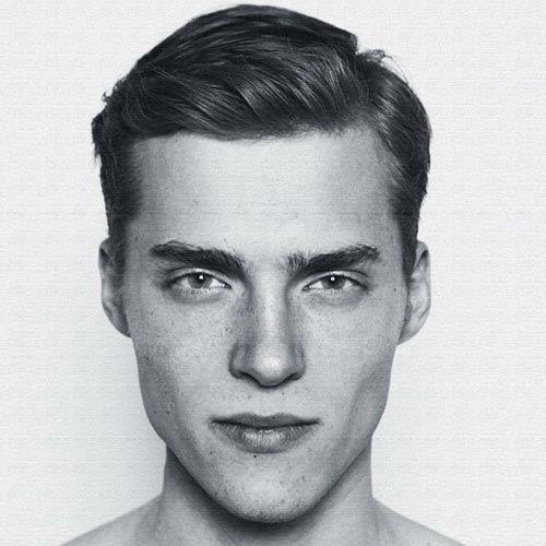Classy Hairstyles For Men Thin Hair Men