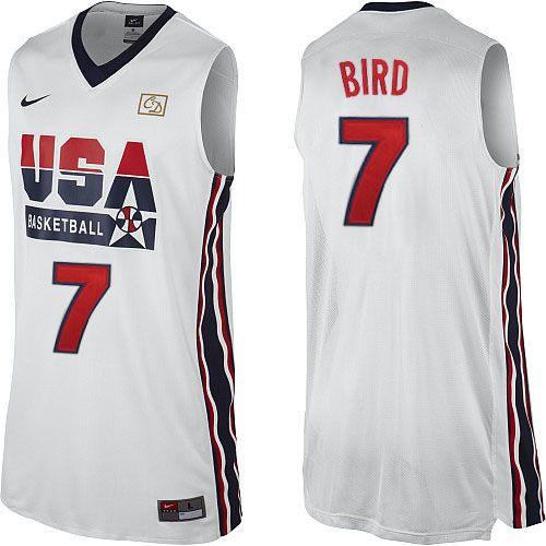 larry bird usa jersey