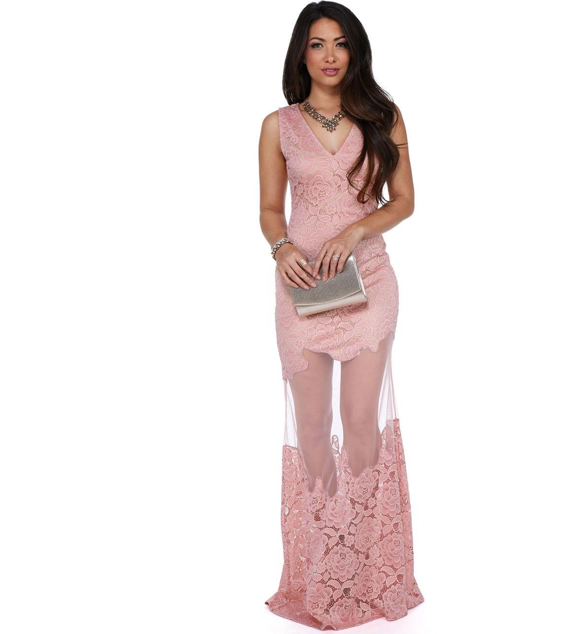 Madina pink lace prom dress prom pinterest madina lace prom