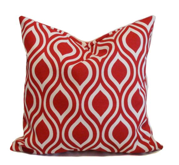 Outdoor Christmas pillows 18x18 Outdoor holiday by PillowCorner