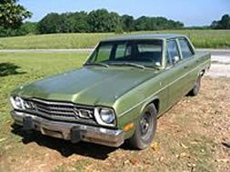 The Green Plymouth Valiant I Chose This Car For My Dad At The