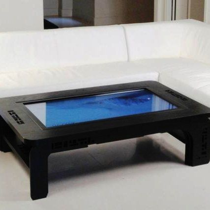 Mozayo Coffee Table Table Coffee Table Furniture Touch Screen