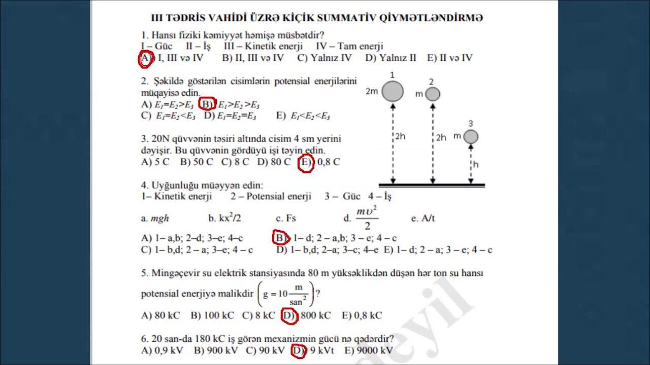 7 Ci Sinif Texnologiya Ksq Google Da Axtar Math Math Equations