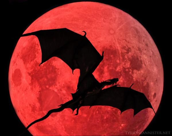 """Tyrion Lannister på Twitter: """"What I expect to see during tonights #SuperBloodMoon http://t.co/TODuIQYiRs"""""""