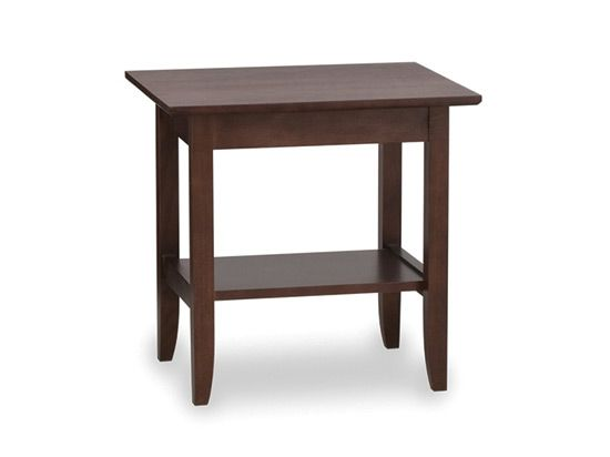 Riviera End Table As Printer Stand End Tables Table Side Table