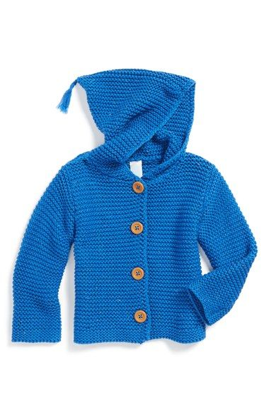 b326b538a Free shipping and returns on Stem Baby Hooded Cardigan (Baby Boys ...