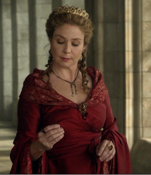 "Catherine de Medici Reign ""A Chill in the Air"" Season"