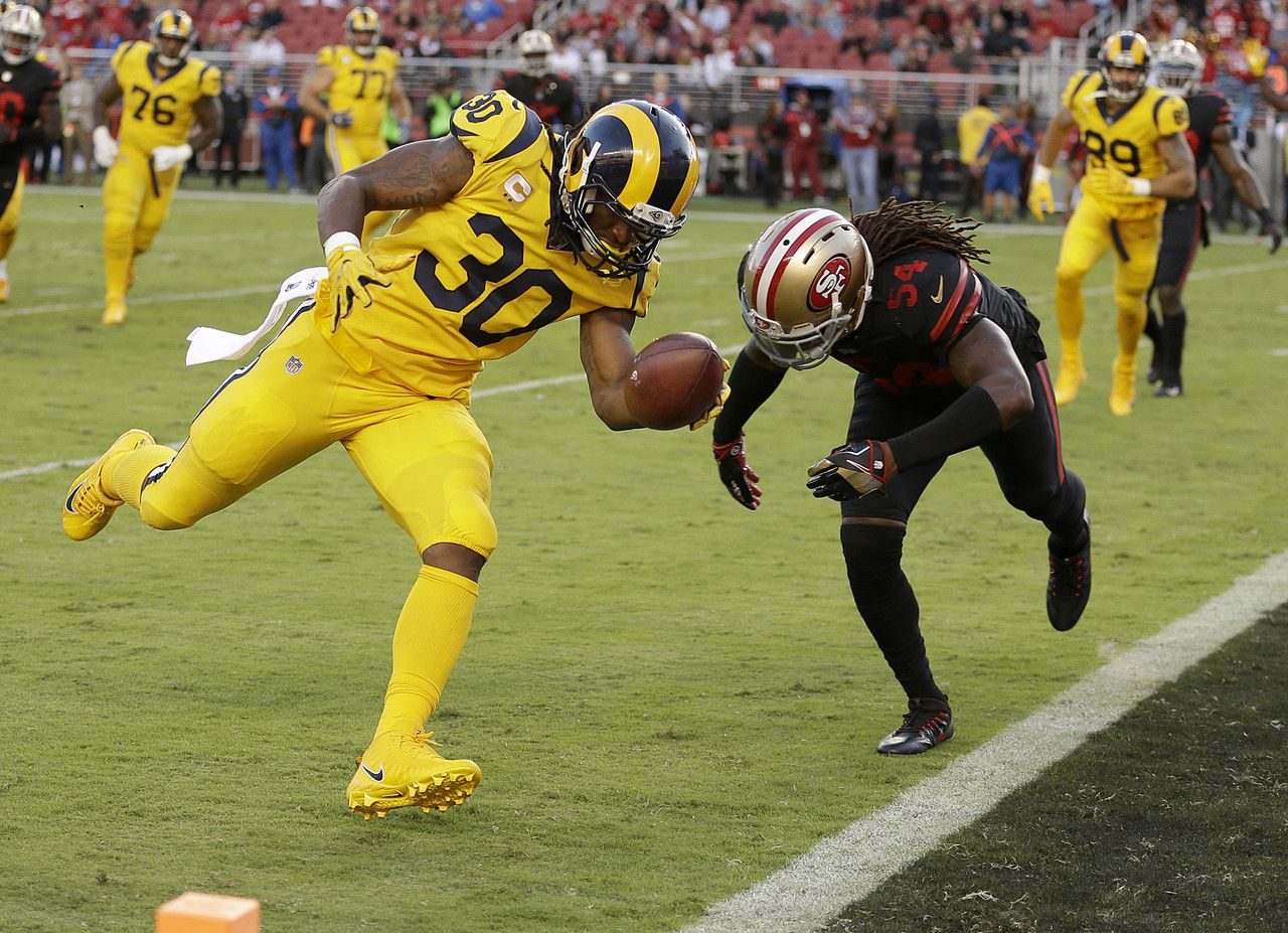 Homepage Knee Injury Todd Gurley Latest Sports News