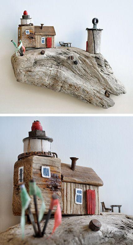 Christine Grandt  Treibholzkunst Maritime Geschenke Design