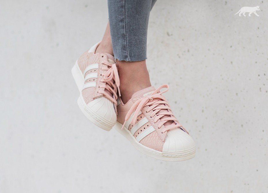 adidas Superstar 80s W in 2020 Adidas superstar, Rose  Adidas superstar, Pink
