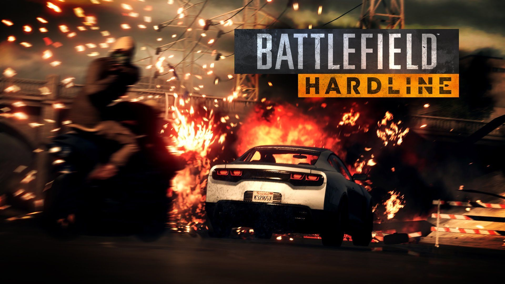 Battlefield Hardline Wallpapers K HD Desktop Backgrounds Phone 1920x1080 Wallpaper 49