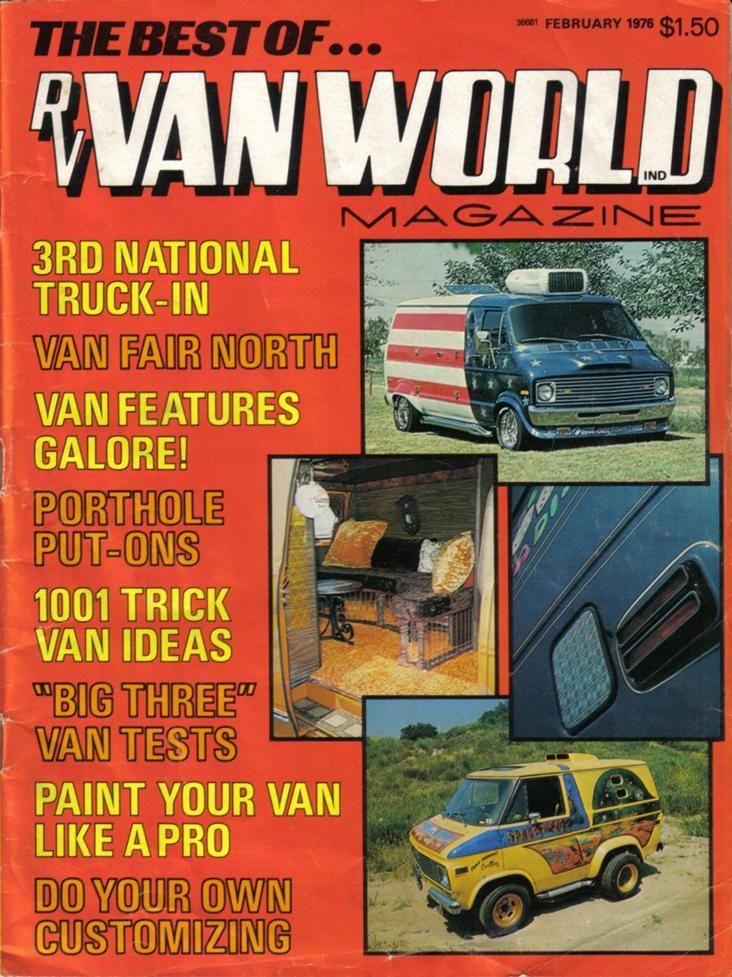 Pin by Gary Blake on van  mags   | Vans, Vintage vans