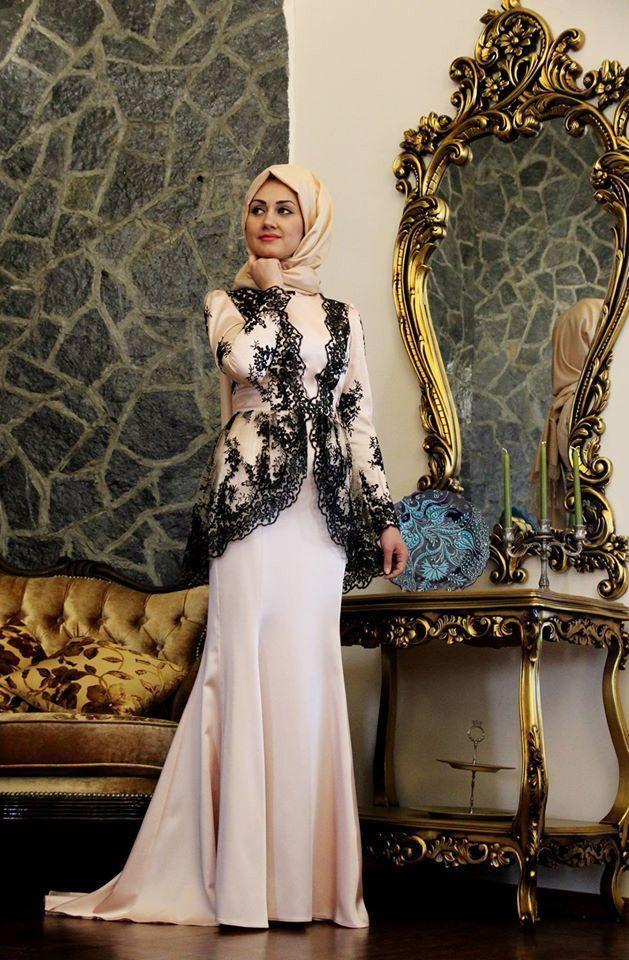 harika Tesettür nişanlık modelleri 2015 | Hijab look | Pinterest ...
