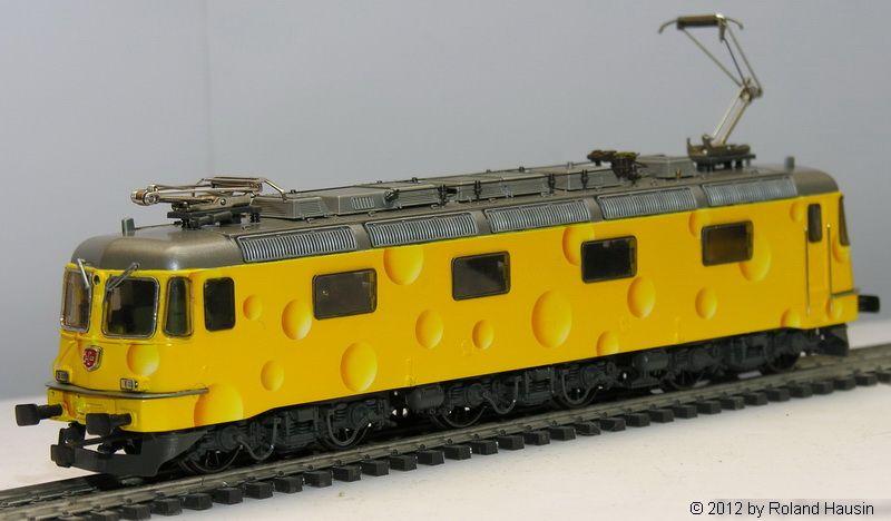 Modelleisenbahn H0 Staiber Chäs Loks