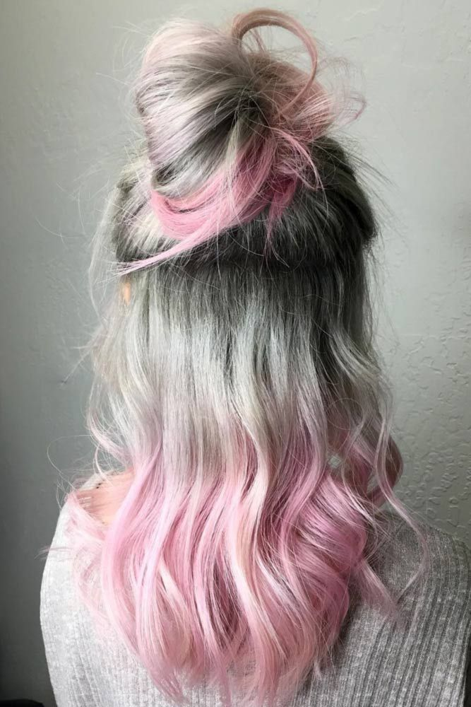 36 Pretty Pink Ombre Hair To Try Immediately Pink Ombre Hair