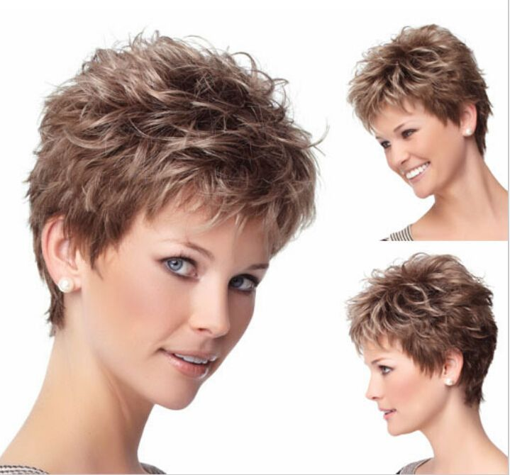 Short Hairstyles Women Over 40 Hairstyle Very Short Haircuts For Women Long Face Hairstyles Short Hair Styles Hair Styles