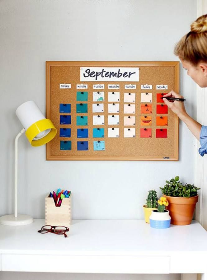 Organiza y decora tu casa con paneles de corcho | Organiza y decora ...