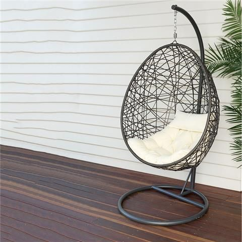 Egg Chair W/cushion Homemaker Http://emfurn.com