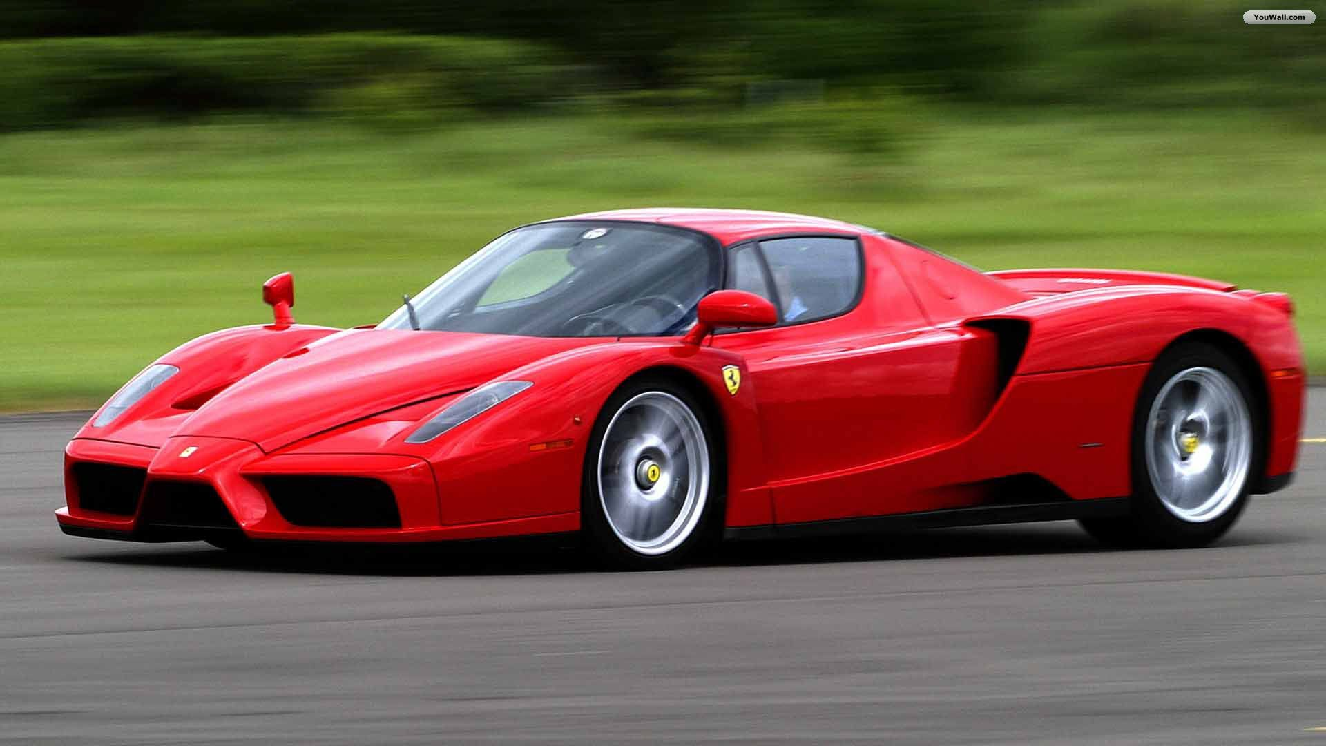 This is the ferrari enzo it was made with 12 cylinders and was made for the racetrack but sorry car guys there were only 12 made