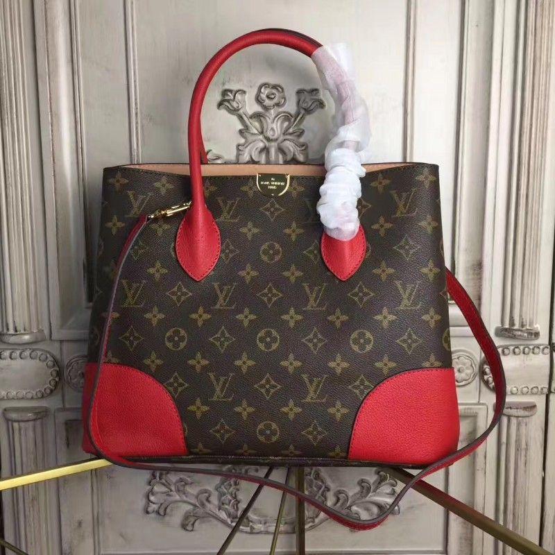 4274817b19a Louis Vuitton Flandrin Monogram Canvas Cherry M41596 #Flandrin ...