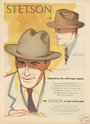 Difference between the Stetson Stratoliner and The Open Road - Page ... 3ebc5f089f85