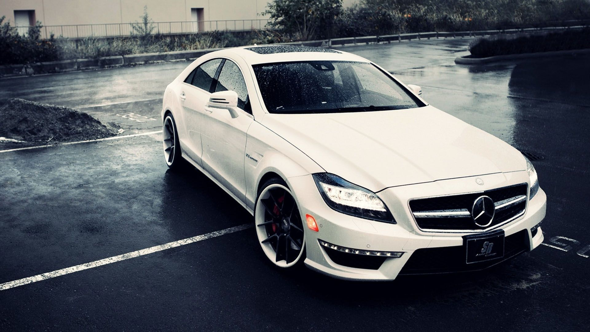 Mercedes Benz Cls 63 Car Wallpaper 1920x1080 17433 Mercedes