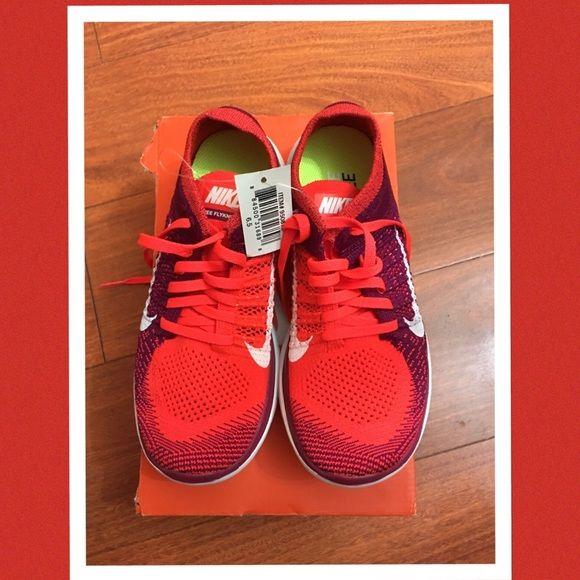 new arrival 68432 d4836 Nike Women's Free Flyknit 4.0 BRAND Size 6.5 NIB BRAND NEW ...