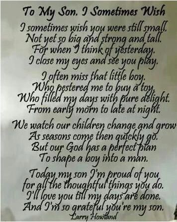 To My Son My Son Quotes Son Quotes Love My Son Quotes