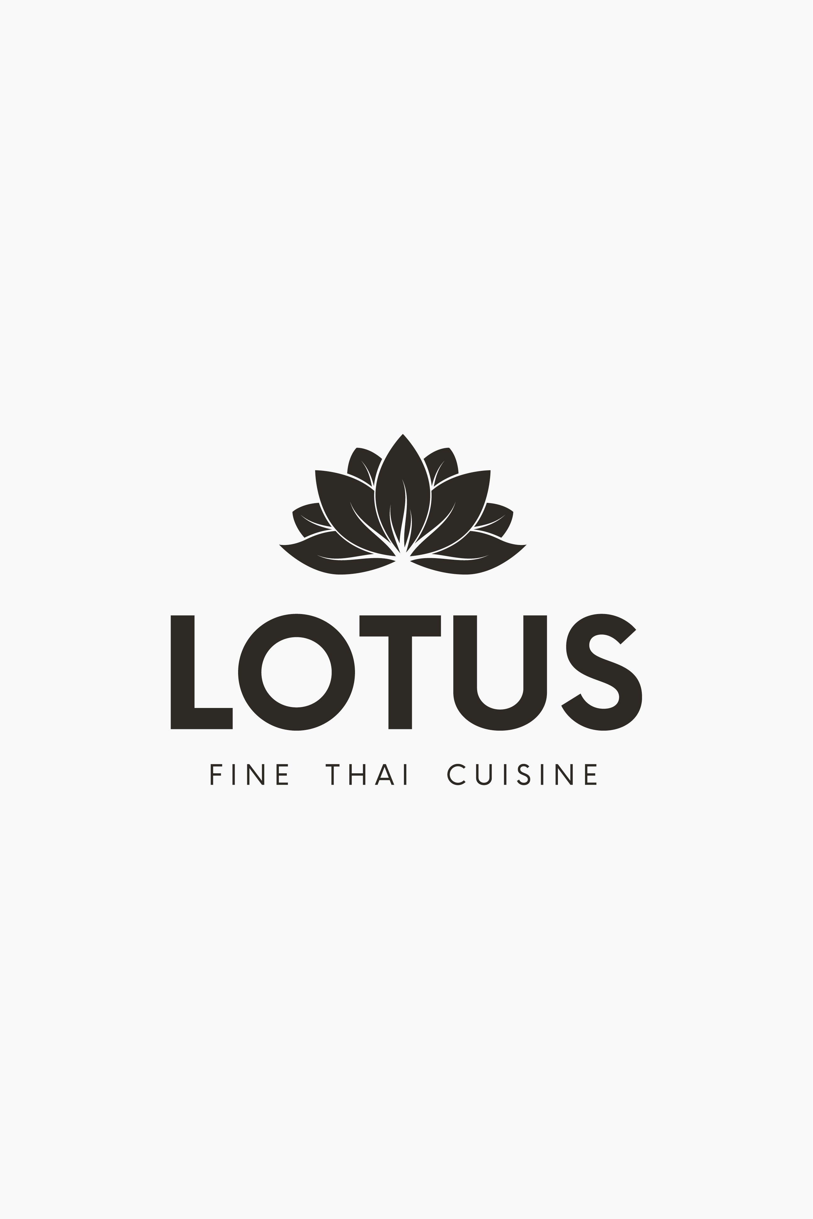 Lotus Logomark Lotus Logo Logos Logo Design