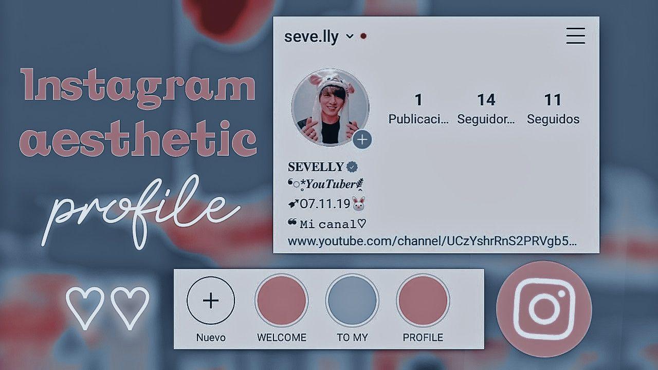 Quieres aprender a editar un perfil de instagram de manera