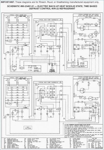 Rheem Criterion Ii Gas Furnace Wiring Diagram Di 2020