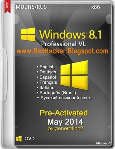 windows 8.1 professional english download