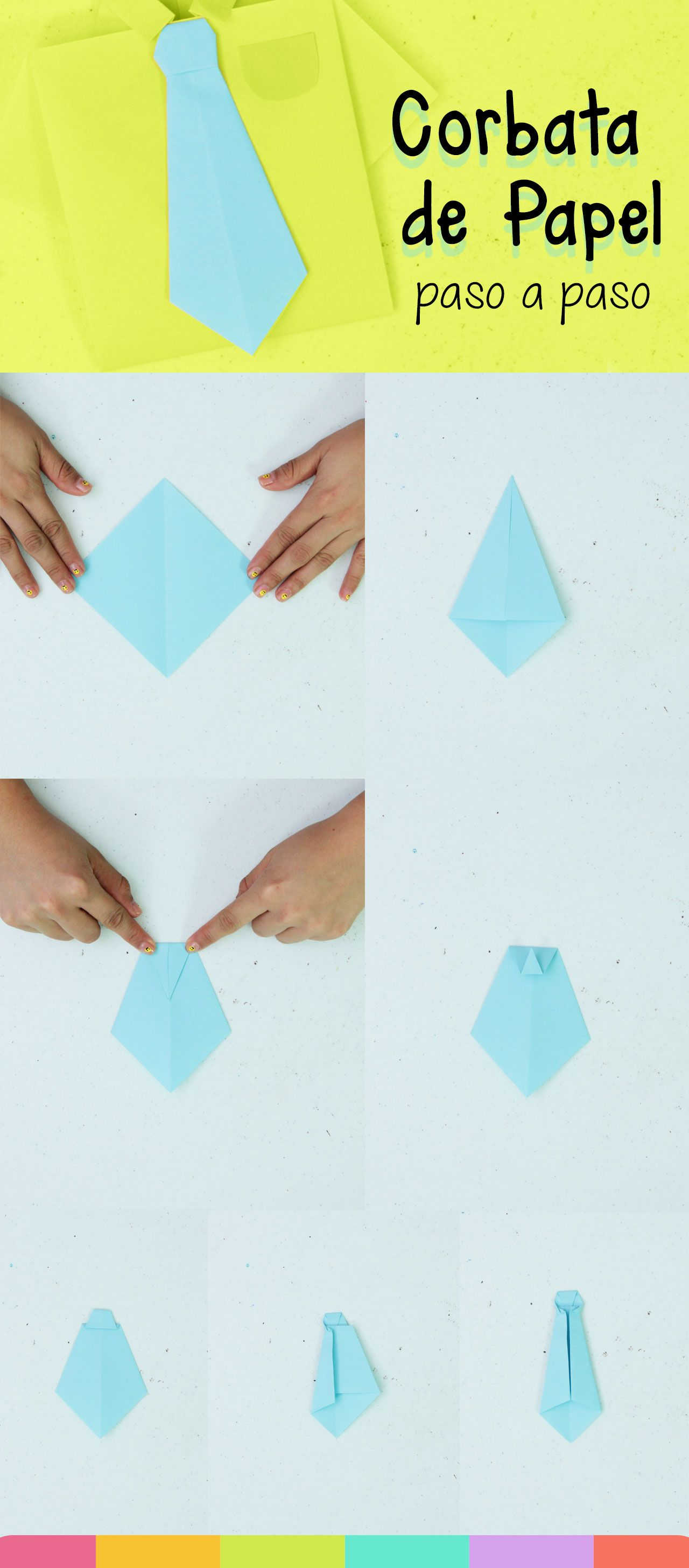 Camisa De Papel Idea Para El Dia Del Padre Origami Para El Dia Del Padre Carta Dia Del Padre Camisas De Papel
