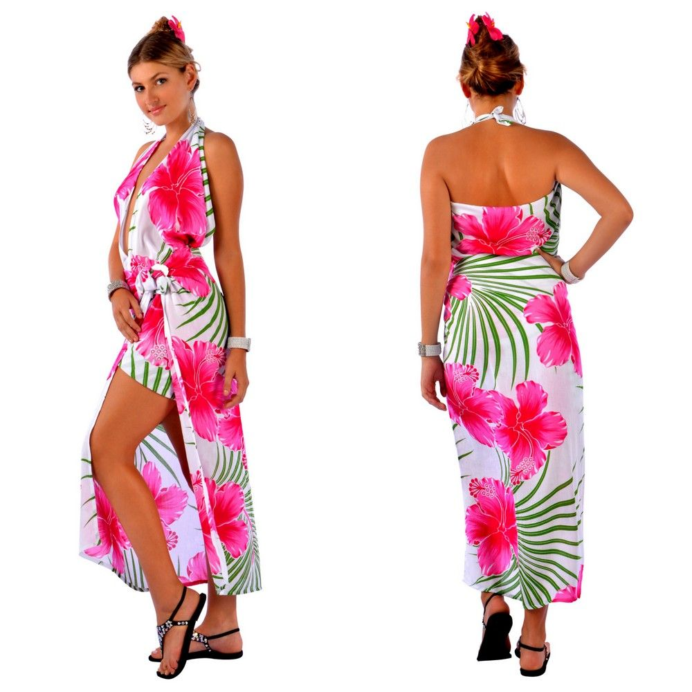 hawaiian luau dresses plus size gallery - dresses design ideas