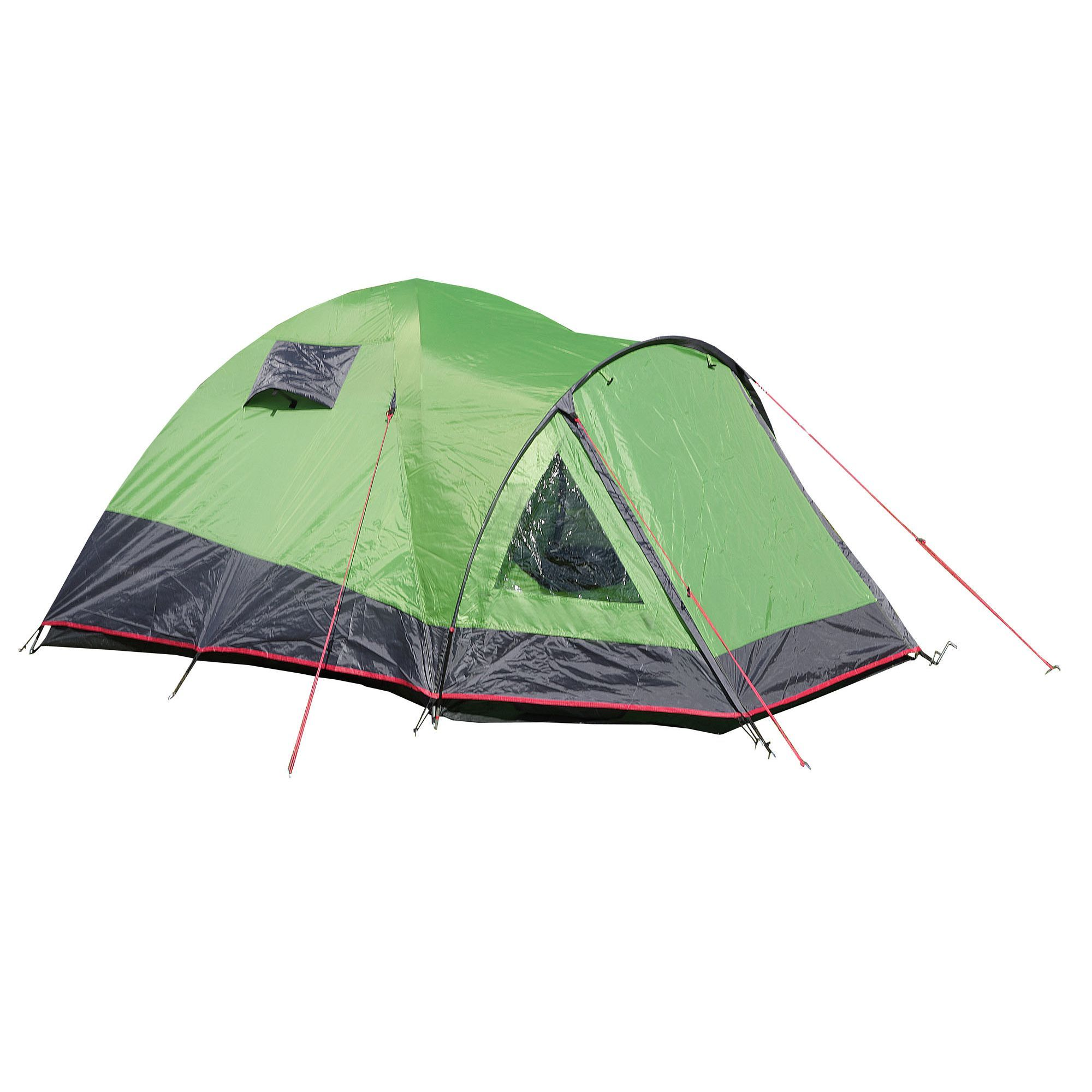 WILDEBEAST MUSANGA Driepersoons polyester tent met voorruimte. Voorzien van PE grondzeil met waterkolom 6000mm in  sc 1 st  Pinterest & WILDEBEAST MUSANGA Driepersoons polyester tent met voorruimte ...