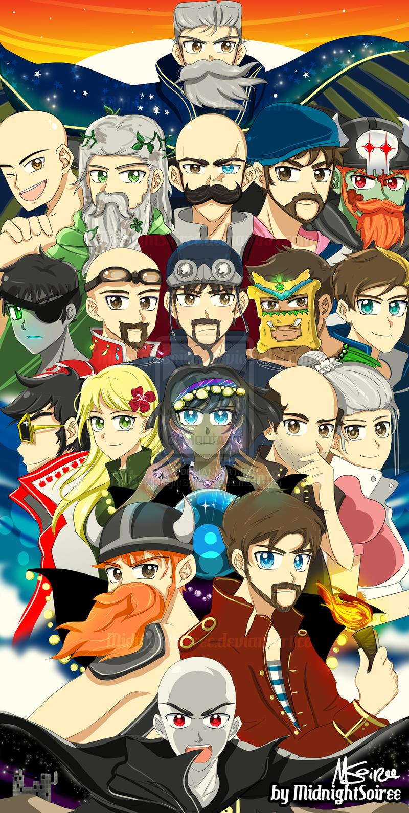 SOI Return of Heroes by on