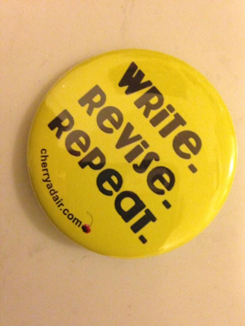 Going thru conference stuff and found this from the fabulous @CherryAdair. #truth #rwa14 pic.twitter.com/yt4u8ceY4w