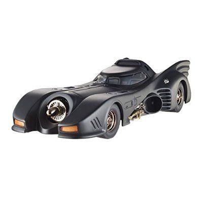 Hot Wheels Elite Batman Returns Batmobile (1:18 Scale ...