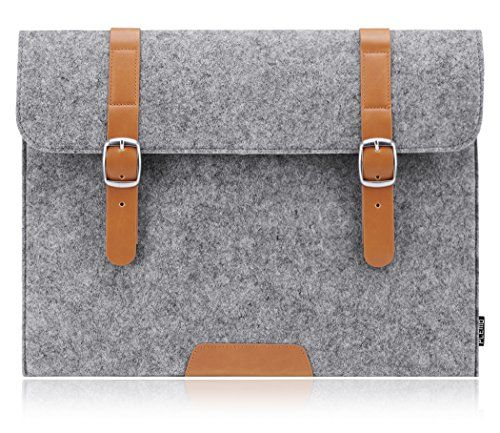 Plemo Felt 11 11 6 Inch Netbook Laptop Notebook Computer Macbook Air Sleeve Case Bag Cover Grey Plemo Ht Best Macbook Macbook Air Sleeve Notebook Laptop